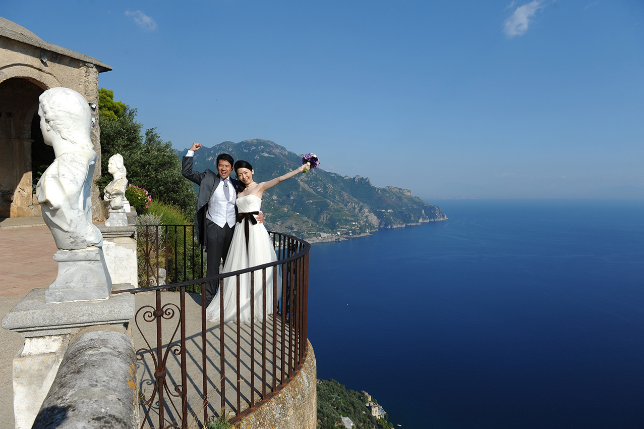 Weddings andrealucibello for Terrace of infinity